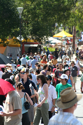 Sustainable Living Festival grows